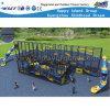 Cadres d'escalade extérieurs pour enfants avec toboggan Playground HD-Kq50092b
