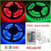 5050 luz de tira flexible de SMD LED RGB