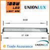 Barre d'éclairage à LED 180W pour les véhicules étanches IP67