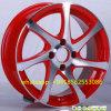 оправы колеса сплава колес стороны машины 15*6.5j 16*7j 17*7.5j красные
