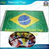 Drapeau national du Brésil, drapeau de coupe du monde, drapeau du Brésil