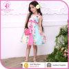 Шифоновое платье способа девушок, платье молодых повелительниц для малышей (6277V)