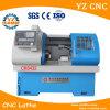 소형 CNC 선반 기계 Flated CNC 선반
