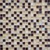 2017 mistura de vidro e de mármore do mosaico para o hotel