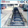 Завод AAC/производственная линия (система возвращения дна AAC)