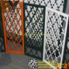 高品質PVC上塗を施してあるアコーディオン式ワイヤー