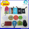 Kundenspezifische Epoxid-RFID Marke der Größen-Form-13.56MHz mit Schlüsselring
