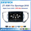 Multimedia dell'automobile per KIA Sportage 2016 con DVD GPS Bluetooth radiofonico
