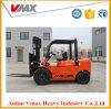 Kleiner Dieselgabelstapler 5ton mit chinesischer Motor-guter Kosten-Leistung
