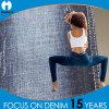 Ткань джинсовой ткани Spandex хлопка простирания Stocklot оптовой продажи фабрики Foshan для джинсыов