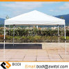 Do dossel imediato Pop-up popular do abrigo de Amazon Ebay a barraca ao ar livre do partido do Gazebo, branco de 10X10FT com rodado carreg o saco