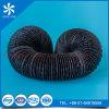 4 '', 6 '', 8 '', 10 '', 12 '' aeroductos de aluminio flexibles del PVC de la ventilación/tubo hidropónico y de HAVC de sistema de aire del tubo