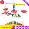 Formazione iniziale dell'equilibrio di plastica di per la matematica che impara giocattolo