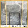 Mattonelle di pavimentazione di marmo di pietra grige su ordinazione dell'Italia per stanza, Corridoio