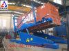 Опрокидывать контейнера Tilter контейнера затяжелителя и выгружателя трейлера гидровлический