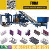 Macchina di modellatura idraulica automatica del blocco in calcestruzzo Qt4-18, blocchetto dell'interruttore di sicurezza della pressa idraulica che fa macchina da vendere
