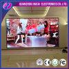 Los píxeles de 2,5 mm y visualización de vídeo Pantalla Cortina LED