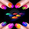 Pigmento fluorescente del clavo del arte del pigmento de neón del diseño/pigmento de neón