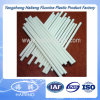 Le frittage Engineering plastique blanc Tige en Téflon PTFE