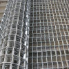 Edelstahl-Förderband für Nahrungsmitteldas aufbereiten, Heatreatment Industrie