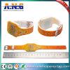 Bracelet de silicones d'IDENTIFICATION RF pour la soirée, l'usager, le festival et le cadeau