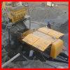 O motor diesel da bomba de concreto (HTB40) , a diesel do tipo 40m3/H Bomba Tralier concretas