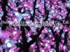 Safety faible Voltage DEL Cherry Tree Light pour Christmas Decoration