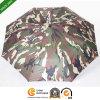Manier Camouflage Folding Umbrella met UVCoating voor Gift (fu-C3821B)