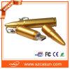 金属材料MtU652の100%の全能力弾丸の形USB駆動機構
