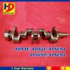 디젤 엔진은 4D92e 4D94e 4tne94 4tnv88 4tne92 크랭크축을 분해한다