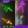 Luz laser del RGB de la animación del disco DMX de DJ de la etapa mini