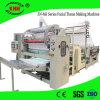 Máquina de la fabricación de papel de tejido máquina plegable automática del papel de tejido facial