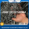 ワイヤー釘、木製ワイヤー釘のための製造