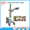 Máquina de la etiqueta de plástico del laser del CO2 de Synrad de la alta calidad para la venta