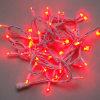 Source IP65 des lumières décoratives le fil blanc Décoration LED Lumière de Noël
