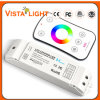 controlador de controle remoto do diodo emissor de luz RGB da iluminação de 40-50m para aparelhos electrodomésticos