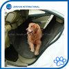 防水ペット背部カー・シートカバー猫犬のハンモックの保護装置のマット毛布の黒