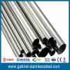 Pipes rectangulaires sans joint de tube d'acier inoxydable
