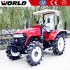 70HP de diesel MiniTractor van het Landbouwbedrijf 4WD