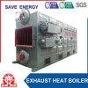 Industrieller Natur-Zirkulations-Abgas-Dampfkessel für Generator