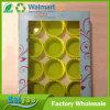 Molde de cozimento doméstico 12 Molde de queque de silício de silicone
