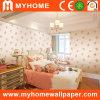 Papier peint papier décoratif floral pour la chambre des enfants