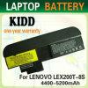 Batteria del computer portatile per la serie dell'IBM Thinkpad X200t/X201t di Lenovo