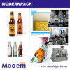 Round Glass BottlesのためのフルオートマチックのAlcohol Beverage Filling Machine Beer Filling Line