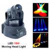 Luz principal móvil del LED para la iluminación de la etapa