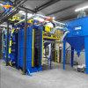 Transportador Mororail Granallado Equipo Industrial General de la máquina
