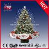Decorazione variopinta degli ornamenti dell'albero di Natale della stella dell'interno della parte superiore
