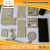 CNC maschinell bearbeitendes AluminiumAl7075/Al6061/Al2024/Al5051 zerteilt schnellen Prototyp