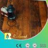 Suelo laminado V-Grooved grabado AC3 del roble del hogar 12.3mmhdf