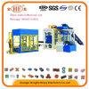 Qt10-15D máquina hidráulica de máquina de bloqueio oco hidráulico Máquina de fabricação de blocos